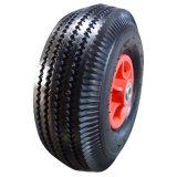 """10 rotella di gomma gonfiabile pneumatica di pollice 10 """" X3.50-4"""