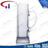 tasse de bière 230ml en verre claire superbe (CHM8110)