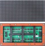 Indicador de diodo emissor de luz ao ar livre elevado da cor do brilho P8 inteiramente
