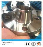 Borde forjado del cuello de la autógena del acero inoxidable de Wnrf DIN2633 C276