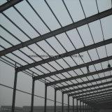 Edificio prefabricado modificado para requisitos particulares de la estructura de acero para el taller