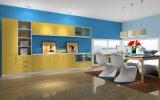 Modern Home стеклянный стол обеденный зал металлическую мебель (zp-009)