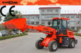 Agriculature JobのためのHrdraulic Telescopic Boom Loader Er1500