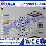 Macchina per forare di CNC del punzone di foro della zolla della lamiera sottile
