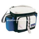 Almuerzo nuevo diseño Poliéster Cooler Bag (SYCB-009)