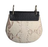Petits sacs de soirée en cuir réels de la plus défunte qualité de modèle pour des dames