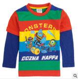 Le nouveau 2014 Enfants d'usure du petit garçon de nouvelle star de la conception de l'Université de Monster T-Shirt à manches longues