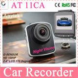 Оригинальные Full HD1080p Car DVR/черный ящик по11CA DVR Mini DV Автомобильный спорт регистратор с приборами ночного видения G-датчика