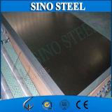 Het Materiële Blad van het Staal van de Laag van het Zink van Jisg3321 SGCC Z120 met de Films van pvc