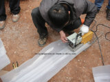 HDPE liso Geomembrane para el túnel
