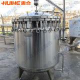 Pote de cozinha de alta pressão de aço inoxidável (1000L)