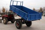 販売のための単一の車軸農場のトラックのトレーラー