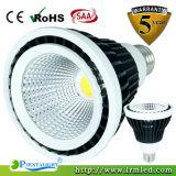 Свет светильника 15W СИД PAR38 УДАРА B22 E26 Edison алюминиевый