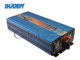 Inversor puro 12V del inversor 2500W de la potencia de onda de seno de Suoer a 220V (FPC-2500A)