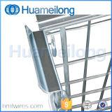 Zusammenklappbarer Metalldraht, der Ladeplatten-Rahmen stapelt
