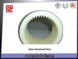 engrenagens de nylon / rodas de nylon / nylon peça usinada