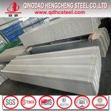 PPGI Toile vitrée / Tôle de toiture en couleur / Feuille en tôle ondulée prépainée