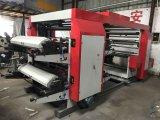 Impresora de la pila de 6 colores para el rodillo no tejido (NX-61400)