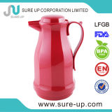 Großhandels1.0l Afghanistan heißer Verkaufs-äußerer Glaszwischenlage-Vakuumplastikkolben (JGGK010)