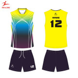 Pallavolo su ordinazione Jersey di sublimazione degli abiti sportivi di modo di Healong da vendere