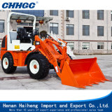 Trator com parte frontal Loader e Backhoe para Sale