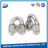 Corde de fils en acier inoxydable collier de serrage pour l'ingénierie de machines de levage