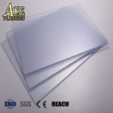 300micron Anti ULTRAVIOLET RADIATION Bending/Folding Clear PVC Plastic Film for Light Sheet