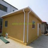 Casa de aço do painel concreto do EPS do Prefab com certificação do Ce