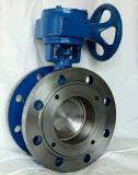 Клапан-бабочка D343h-16c уплотнения фланца трудная (DN50~DN1400)