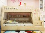 단단한 나무로 되는 침대 룸 2단 침대 아이들 2단 침대 (M-X2218)
