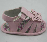 Красотка с сандалиями Ws1074 младенца Bowknot