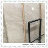 床タイルのためのHexinの中国のベージュ大理石の平板