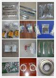 Prezzo automatico della macchina imballatrice del cuscino della cerniera della fabbrica di Foshan