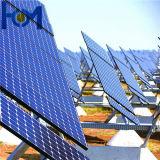 3.2mm Solar Panel Use Tempered Solar Panel Glass con SPF, SGS, iso