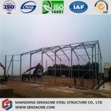 Подвижной пакгауз стальной структуры