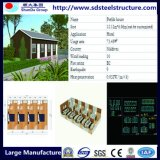Hogares modulares de dos pisos de la construcción de edificios para la venta