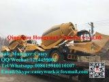 Machine concrète mobile portative diesel de camion de mélangeur de colle du matériel de construction de vente chaude neuve de modèle mini 350L