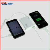 5200mAh ユニバーサル携帯電話充電器 / 携帯用充電器 / 充電器 iPhone4/4S/5 の場合