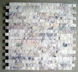 Decoración de mármol barata del azulejo de mosaico