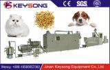 Alimento de bocados del perro/del gato/del pájaro/de los pescados que hace la máquina
