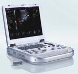 Ноутбук цветного доплеровского ультразвукового сканера .