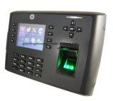 O sistema de controle de acesso de impressão digital com bateria de lítio incorporada (TFT700)
