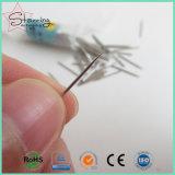 실험실 공급자 15mm 견본을%s 은 스테인리스 곤충학 Pin