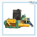 Металл рециркулирует автоматический Baler алюминиевой чонсервной банкы