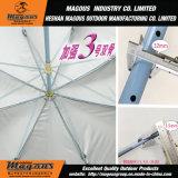 стальной большой рекламируя зонтик 60inch