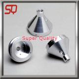 En aluminium de précision les pièces anodisées usinés CNC