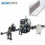 Berufshersteller-lochende Markierungs-Maschine für Stahlwinkel