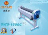 '' Roulis manuel du format Dws-1600 63 large pour rouler le lamineur
