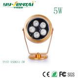LED al aire libre que enciende el pequeño proyector brillante estupendo IP65