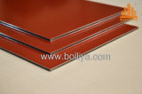 Geprägte Panton Ral Spektrum-Farben-Aluminiumwand-Umhüllung